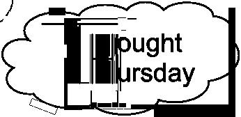 Though Thursday