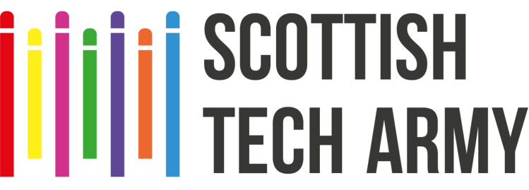 Scottish Tech Army Logo